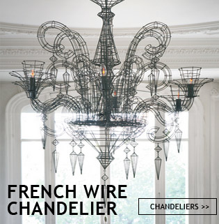 Chandeliers and suspensions